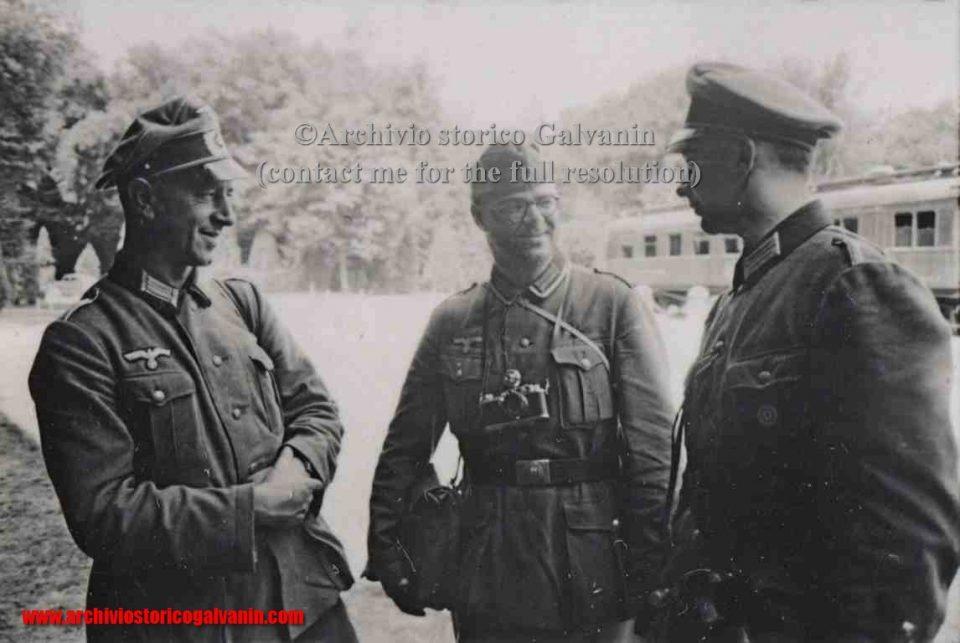 Foto propaganda, compiegne 1940, propaganda ww2, cinegiornale, campagna di francia, seconda guerra mondiale, 1940, 1945, propaganda seconda guerra mondiale, Leica fil, Agfa 1940, Soldatenkamera,