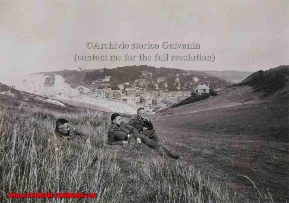 Étretat ww2, Étretat 1941, Étretat 1942, Étretat 1943, Étretat 1944, Étretat atlantic wall, Normandie 1940, Normandie 1944, Resistance, sbarco in Normandia, vallo atlantico, d-day, June 1944