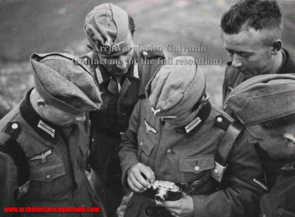 Macchine fotografiche ww2, macchine fotografiche guerra, soldati tedeschi 1940