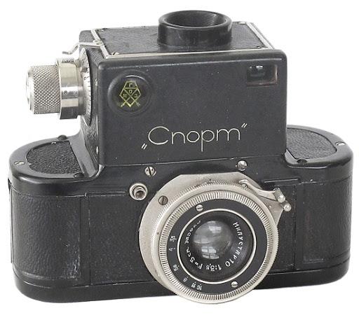 Macchine fotografiche ww2, macchine fotografiche guerra, Gomz sport, Gomz urss, Gomz ww2, gomz 35mm, gomz uninione sovietica russia