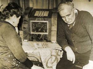Il giorno più lungo, resistenza, radio londra, radio seconda guerra mondiale, ww2, 1944, overlord, radio clandestina, radio wwii, radio 1944, 1940