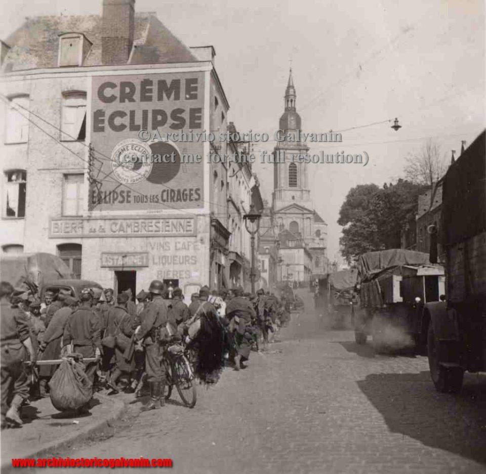 Cambrai, Cambrai ww2, Cambrai 1940, Cambrai occupation, Cambrai seconda guerra mondiale, cambrai 1944, Bef 1940, opel Blitz
