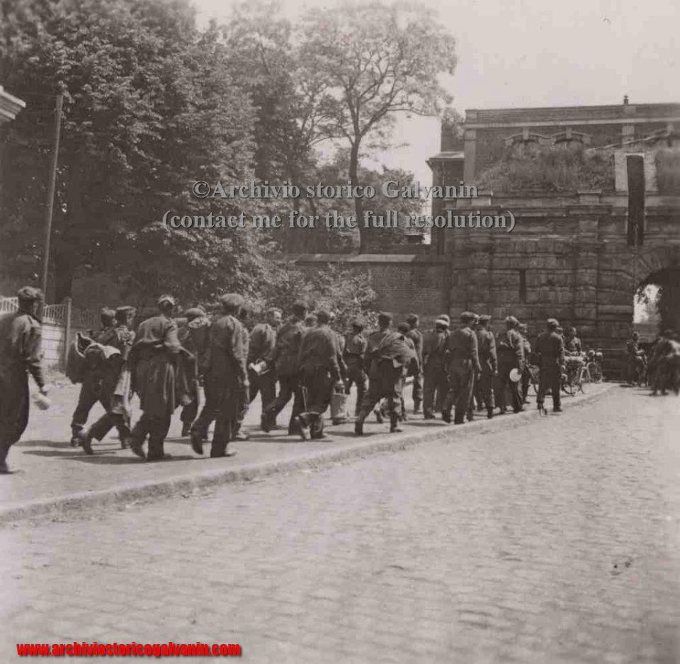 Cambrai, Cambrai ww2, Cambrai 1940, Cambrai occupation, Cambrai seconda guerra mondiale, cambrai 1944, Bef 1940, Porte de la cittadelle