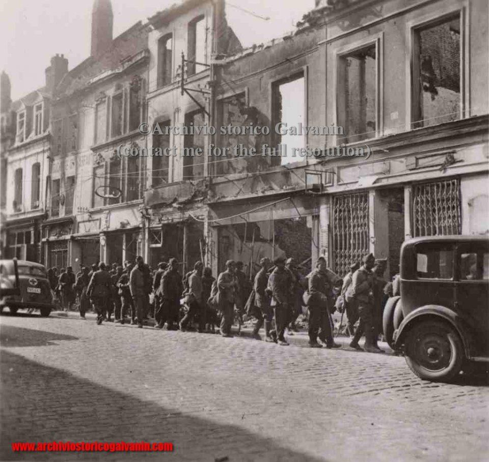 Cambrai, Cambrai ww2, Cambrai 1940, Cambrai occupation, Cambrai seconda guerra mondiale, cambrai 1944, Bef 1940, prigionieri Francesi