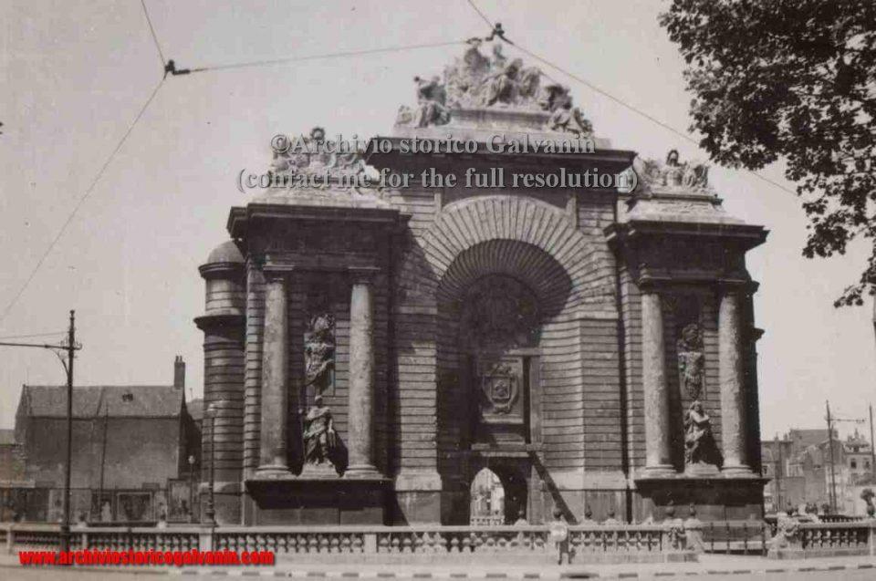 Lille 1940, Lille occupation, Lille ww2, Lille mosa, lille molinié, bltizkrieg lille, battaglia di lille, porte de Paris
