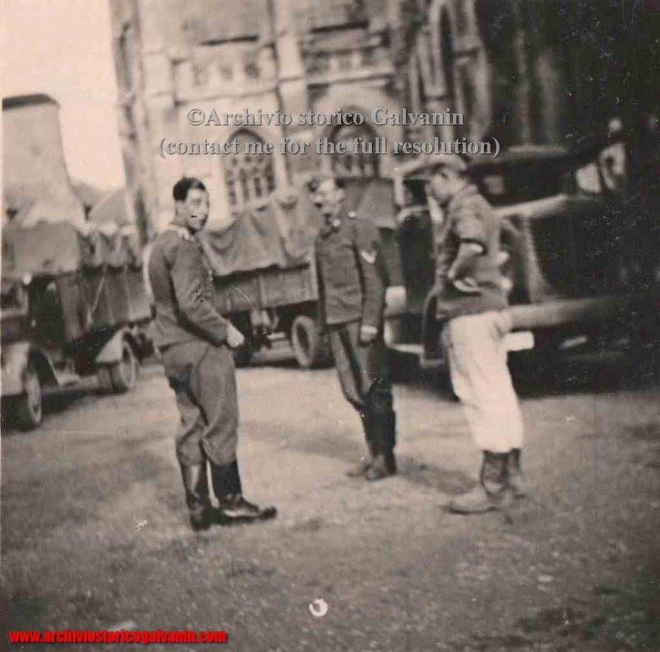 Notre Dame 1940, Notre dame ww2, Paris occupied 1940, Cattedrale di Notre Dame 1940, Parigi occupata