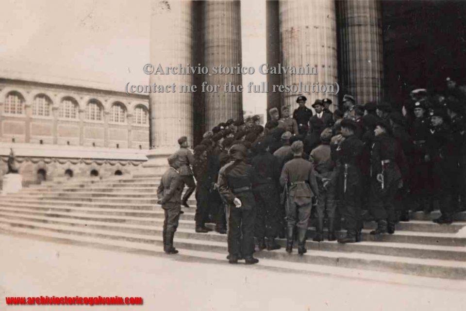 Francia di Vichy, Vichy, Occupazione tedesca in Francia, Paris 1940, paris ww2, paris 1944, pantheon Paris 1940, Pantheon Parigi, governo di Vichy, Parigi occupata, governo fantoccio, Charles de Gaulle