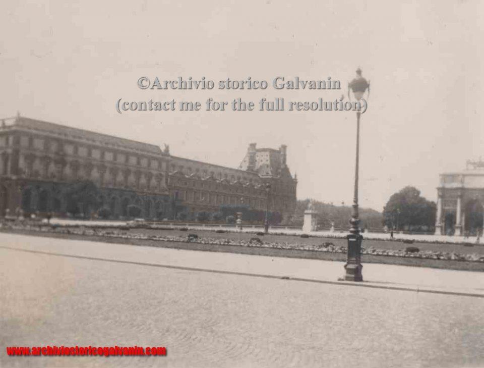 Louvre 1940, Louvre 1941, louvre 1944, paris 1940, Paris occupied, Louvre museum, Museo Parigi, 1940 Parigi