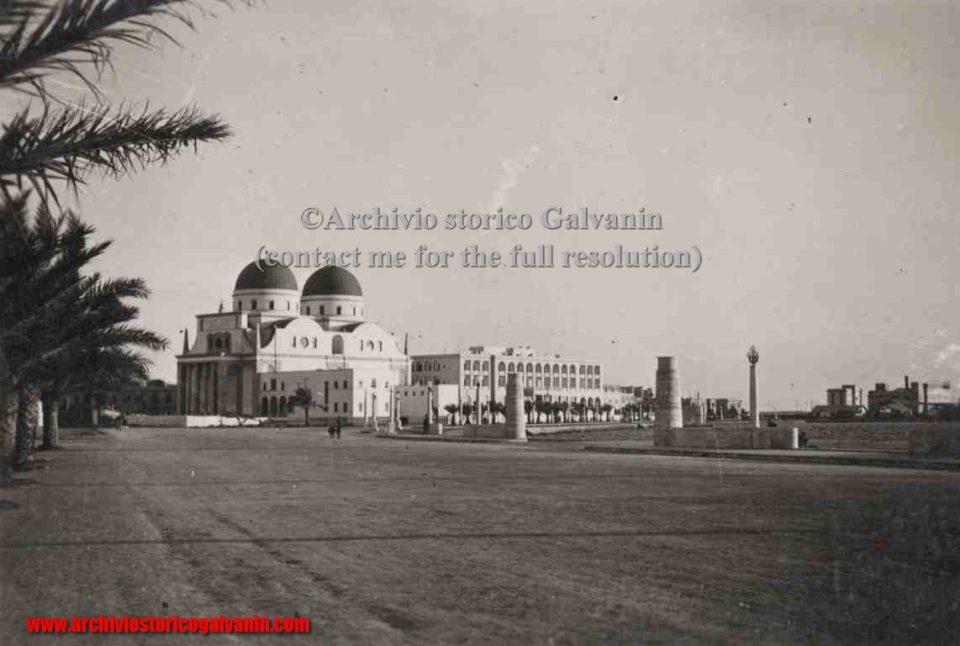 Cattedrale di Bengasi, Bengasi Italiana, coloni Italiani, Bengasi 1911, Bengasi 1912, Bengasi dak, Afrika Korps in Bengasi, Bengasi Italia, Italo Balbo
