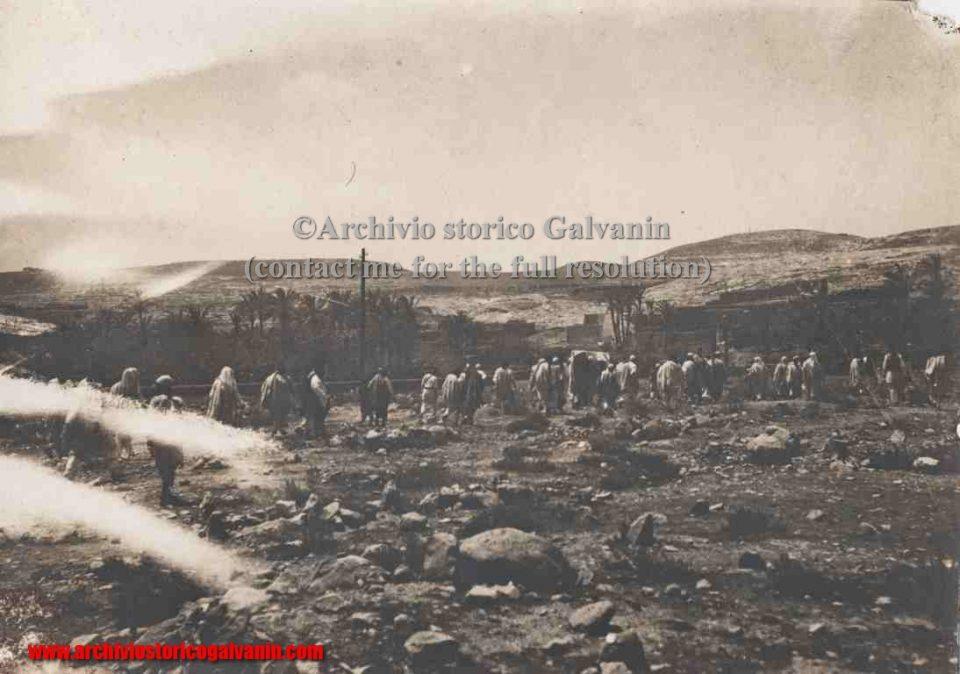 Derna, Derna italiana, Derna 1911, derna 1912, Uadi Derna, history of Derna, colonialismo italiano, guerra italo turca, battaglia di Derna, Derna 1913