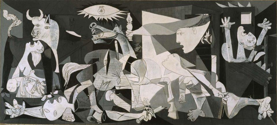 Guernica, bombardamento di Guernica 1937, bombardamenti seconda guerra mondiale, Guernica significato, artisti seconda guerra mondiale, Picasso, Luftwaffe spagna, guerra di spagna
