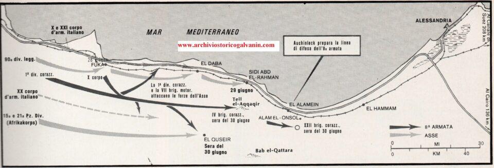 El Alamein 1942, El Alamein mappa, Alessandria, El Gahda, El Qattara, Fuka, Folgore El Alamein, sacrario El Alamein, battaglia nor africa, Rommel afrika,