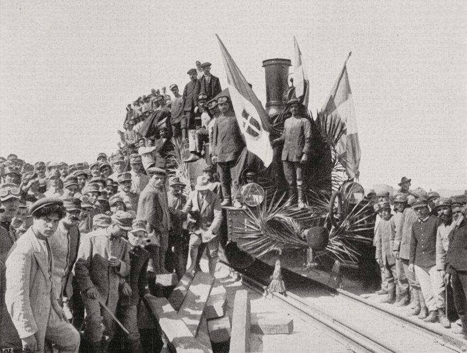 Ferrovia tripoli zuara, opere del ventennio, opere italiane in Africa, ferrovie libia, treni 800, treni a vapore, Conquista della Libia, Prima guerra mondiale in libia, treni lima 1800, ferrovia libia