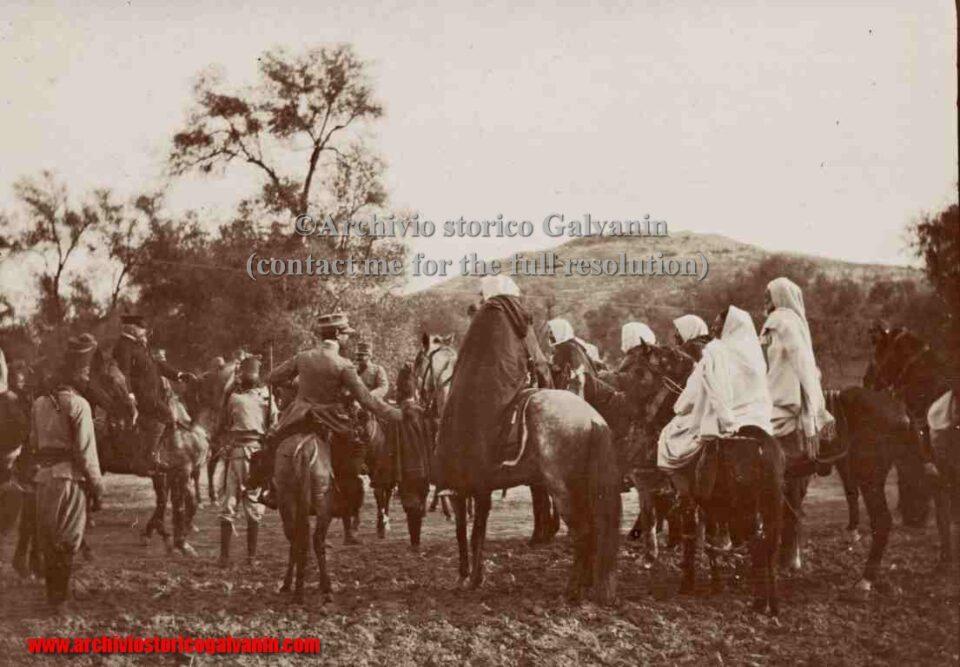 Garian, berberi, Garian 1912, occupazione italiana della Libia, Rivolta dei Senussi, Garian 1922, Graziani Libia 1922, Libia Italiana