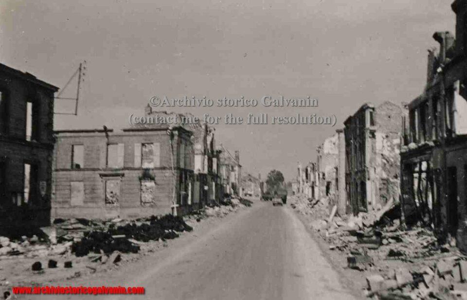 Saint Quentin 1940, Saint Quentin occupation, Guderian, Abbeville 1940, Aisne 1940, 2 panzer division, rovine bombardamento, bombardamenti seconda guerra mondiale Francia